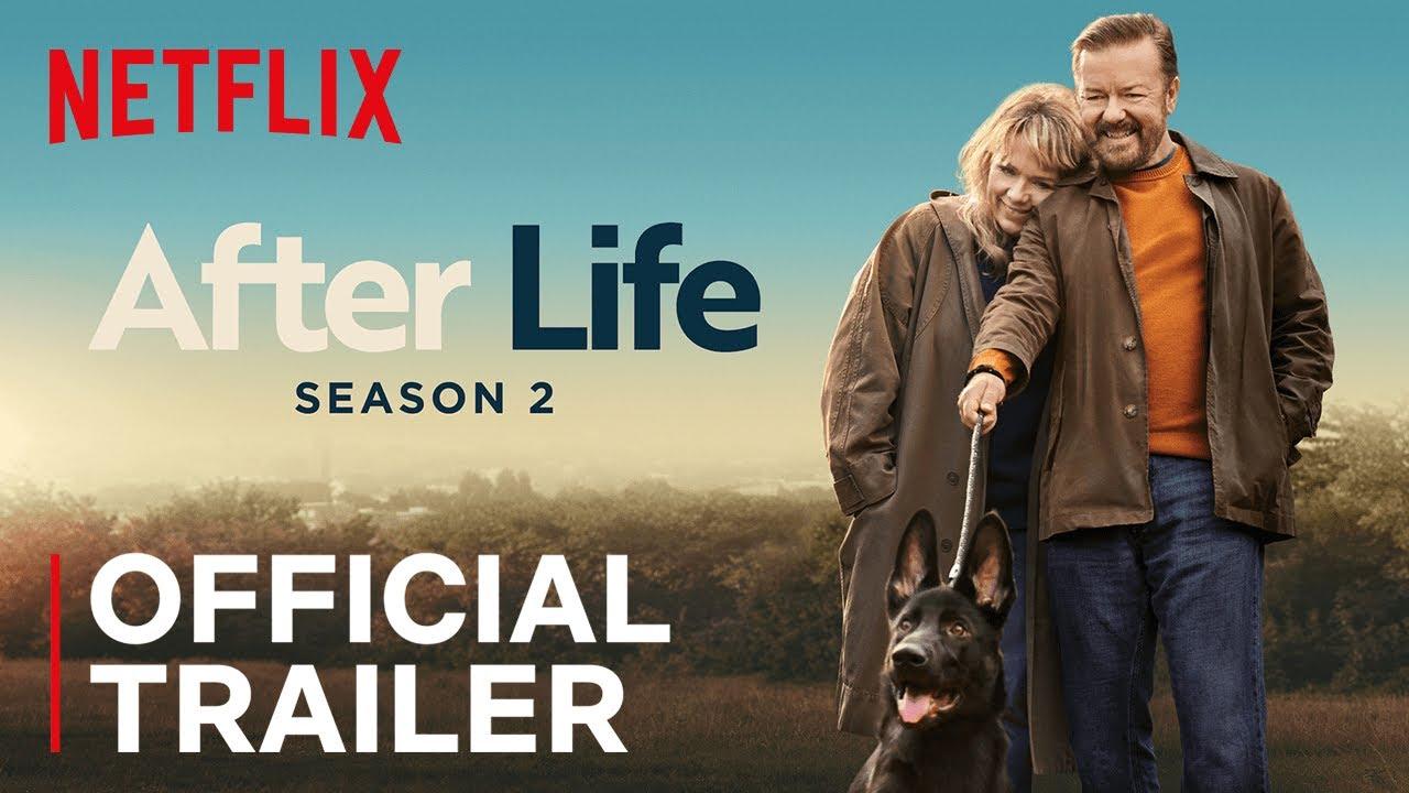 Afterlife – Trailer ufficiale della seconda stagione