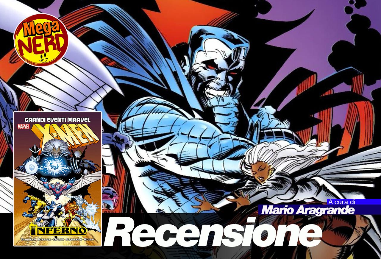 X-Men: Inferno è ancora oggi un evento straordinario