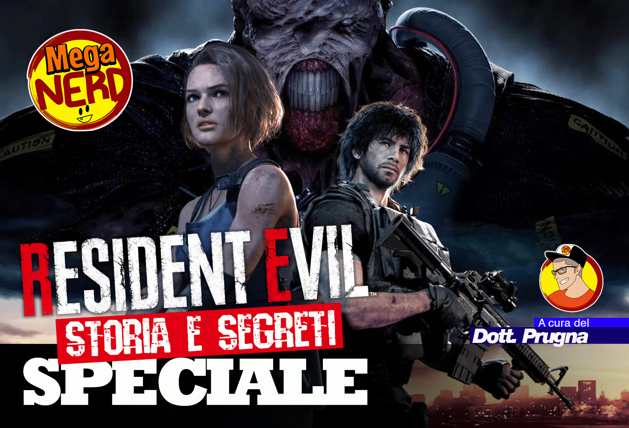 Resident Evil – Storia e segreti di un titolo cult
