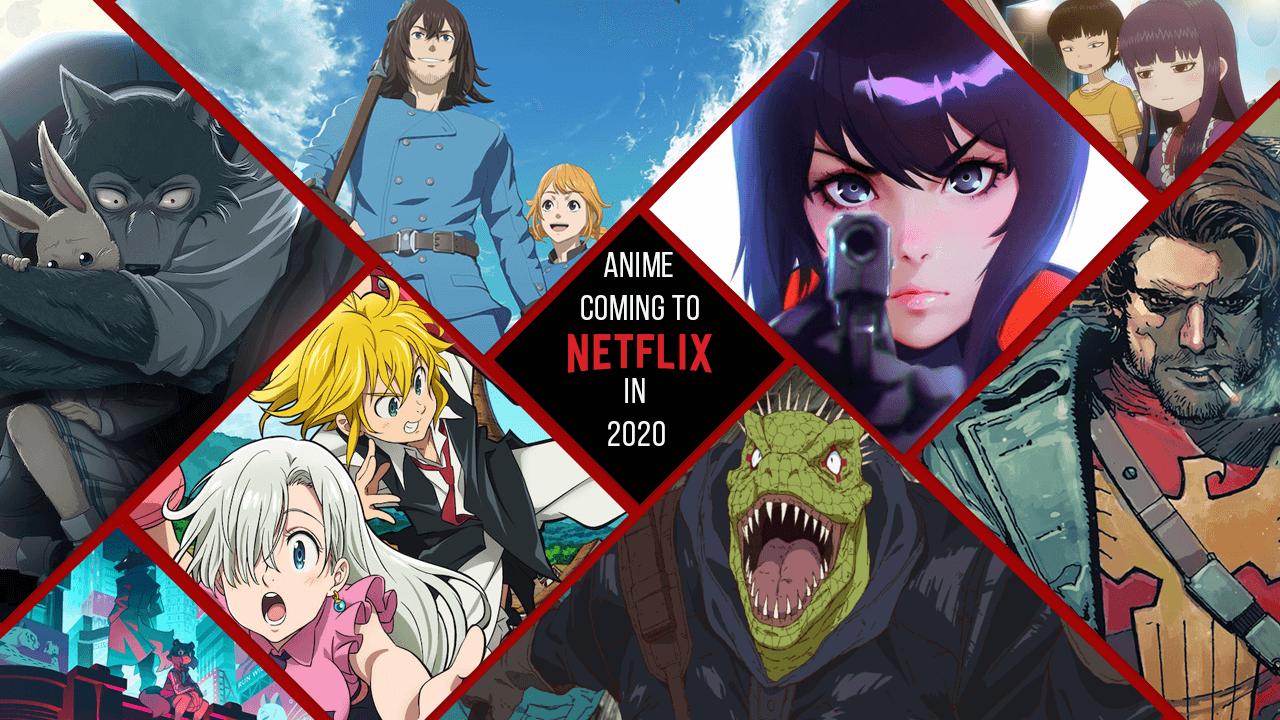 Netflix – I Nuovi Anime in uscita a Giugno 2020