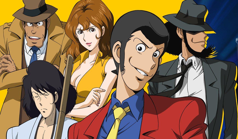 Lupin III – Arriva una maratona su Sky e Now TV