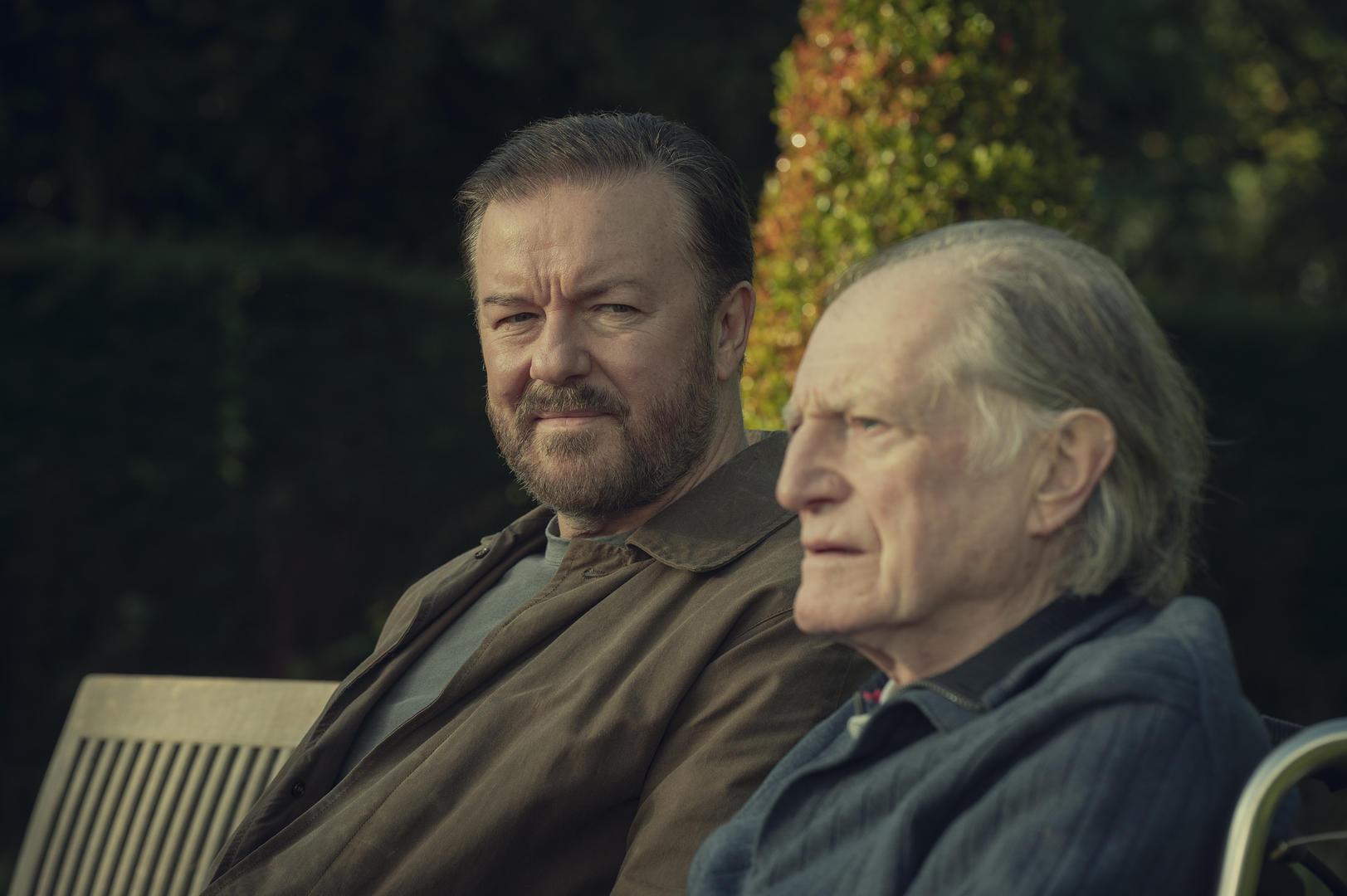 After Life – Netflix rinnova la serie per una terza stagione