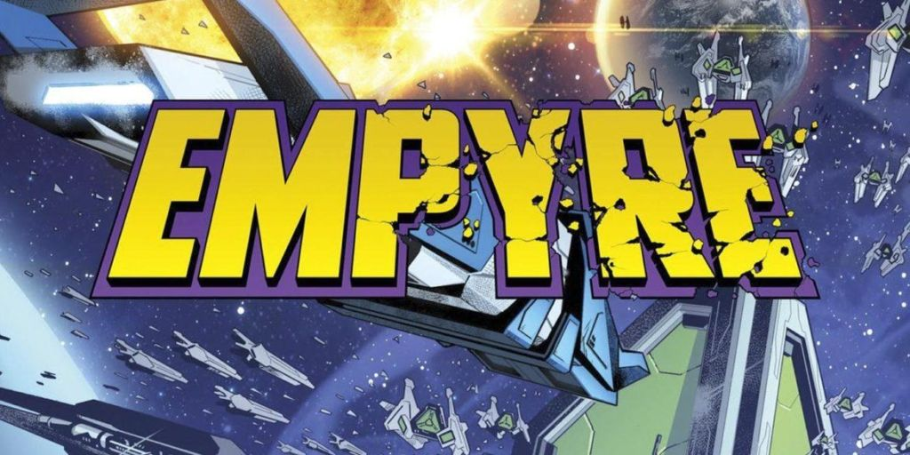 Empyre – Il Covid-19 ritarda l'evento Marvel