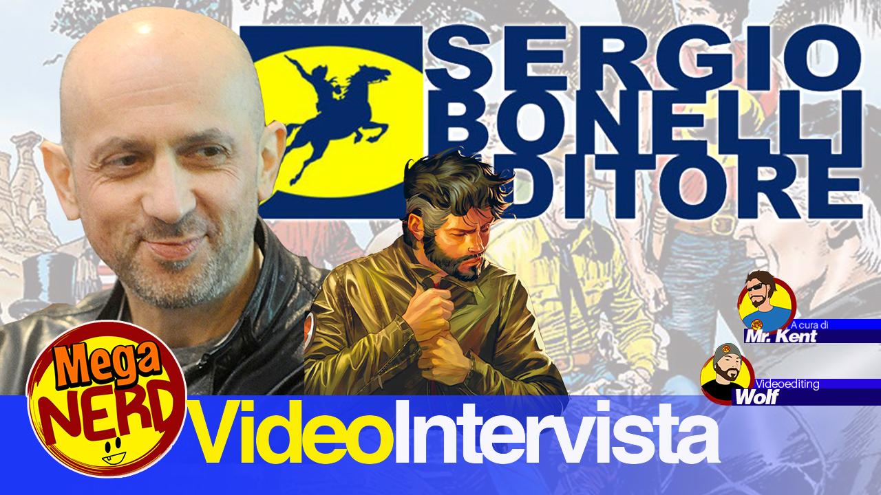 Michele Masiero: «La Bonelli, tra presente e futuro»