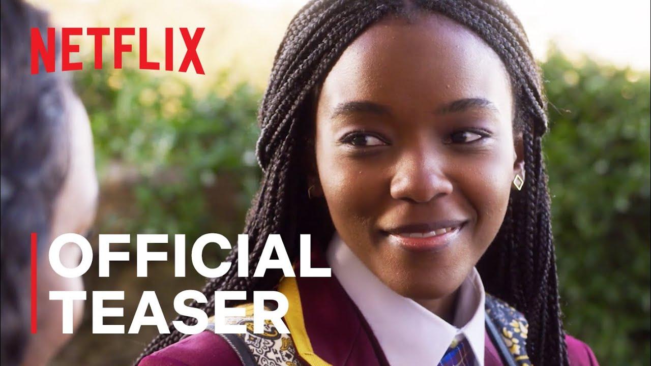 Blood & Water – Trailer della nuova serie Netflix