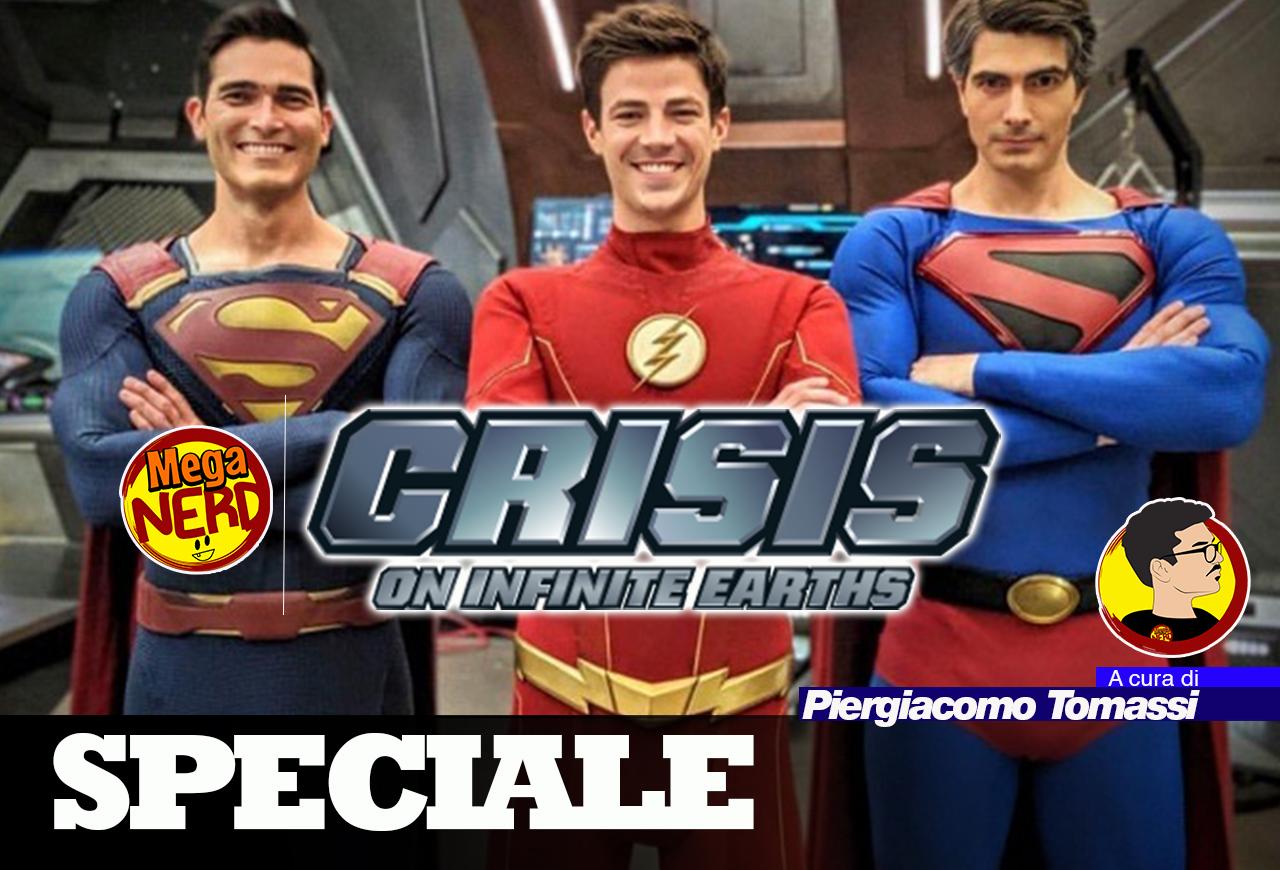 Crisi sulle Terre Infinite – Tutte le guest star e il pagellone finale