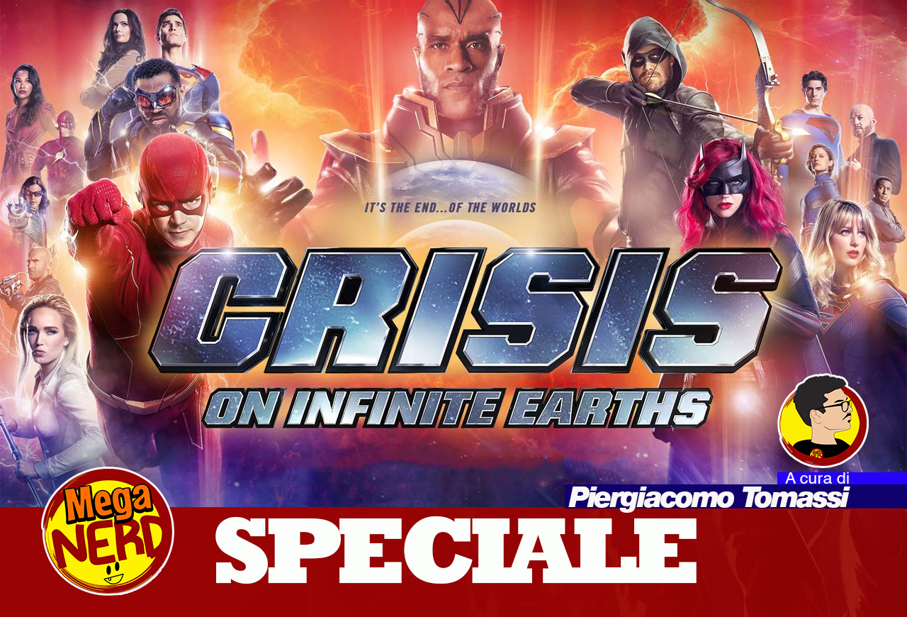 Crisi sulle Terre Infinite – Tutto sul maxi-evento dell'Arrowverse
