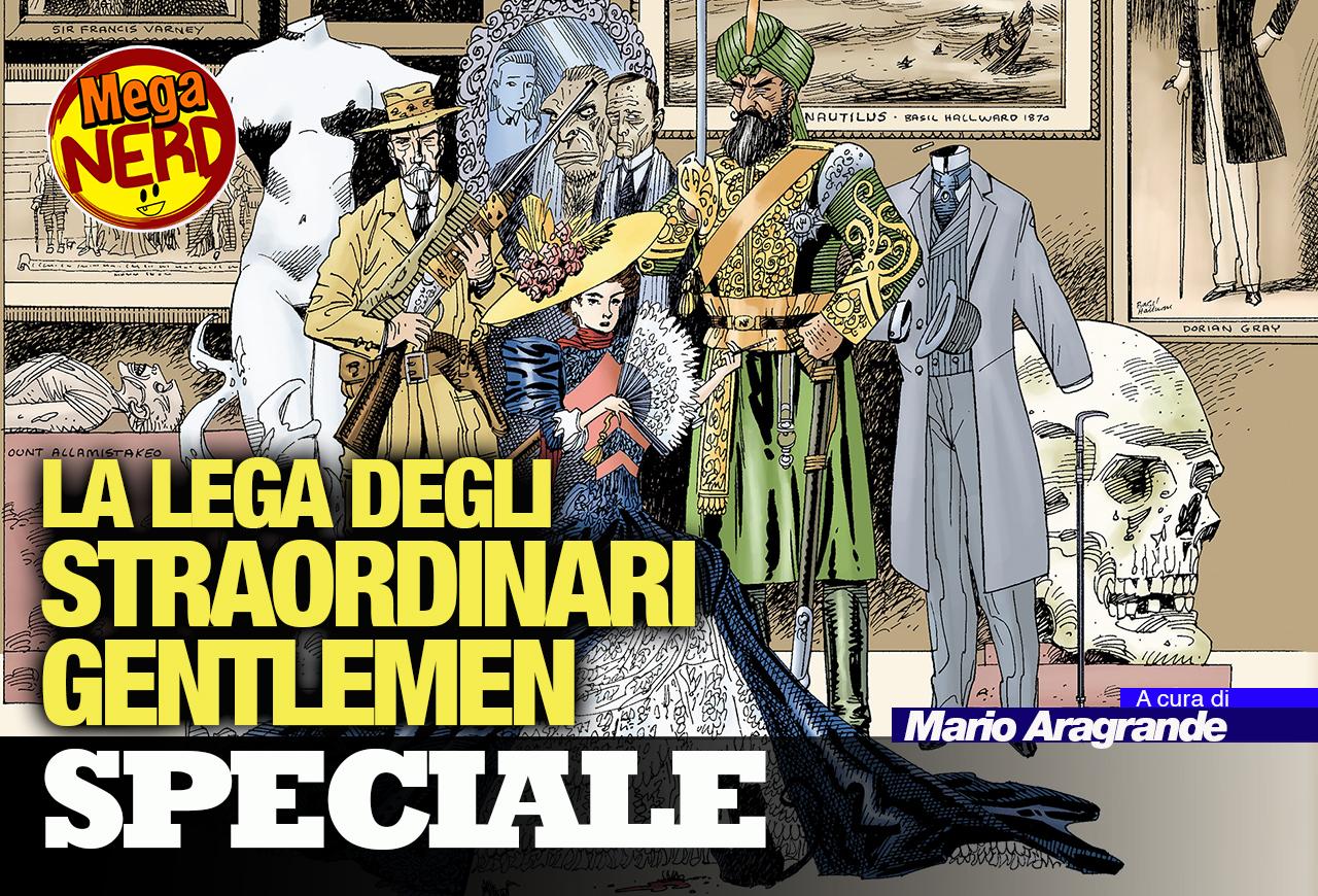 La Lega degli Straordinari Gentlemen, il progetto più ambizioso di Alan Moore