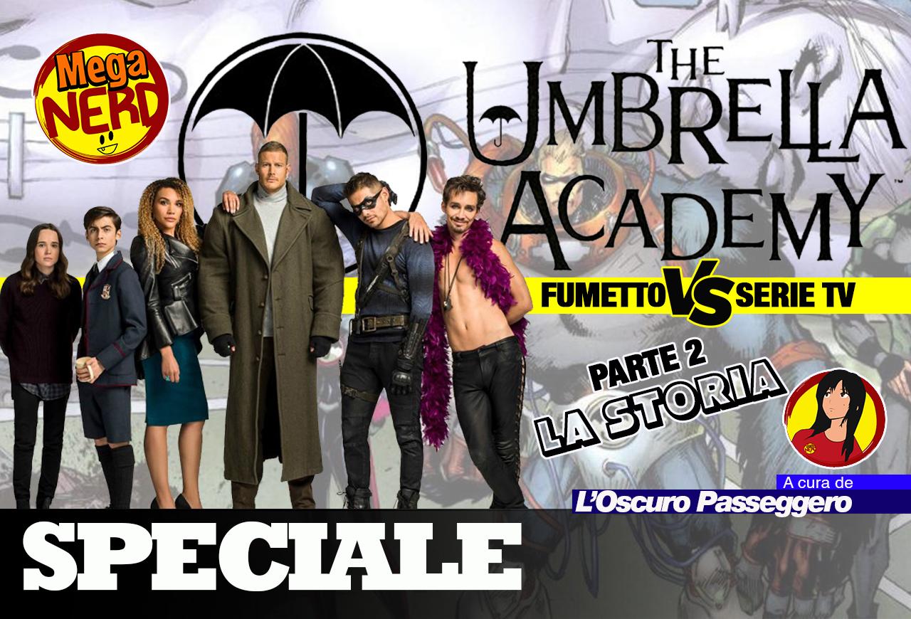 The Umbrella Academy – Fumetto vs. Serie TV parte 2: la storia