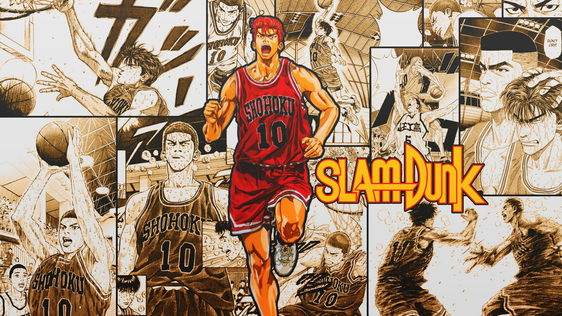 Slam Dunk Illustration 2 Plus: arriva l'artbook