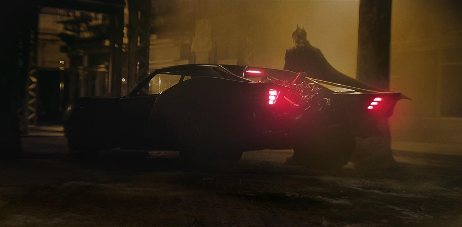 The Batman – nuove immagini per la Batmobile!