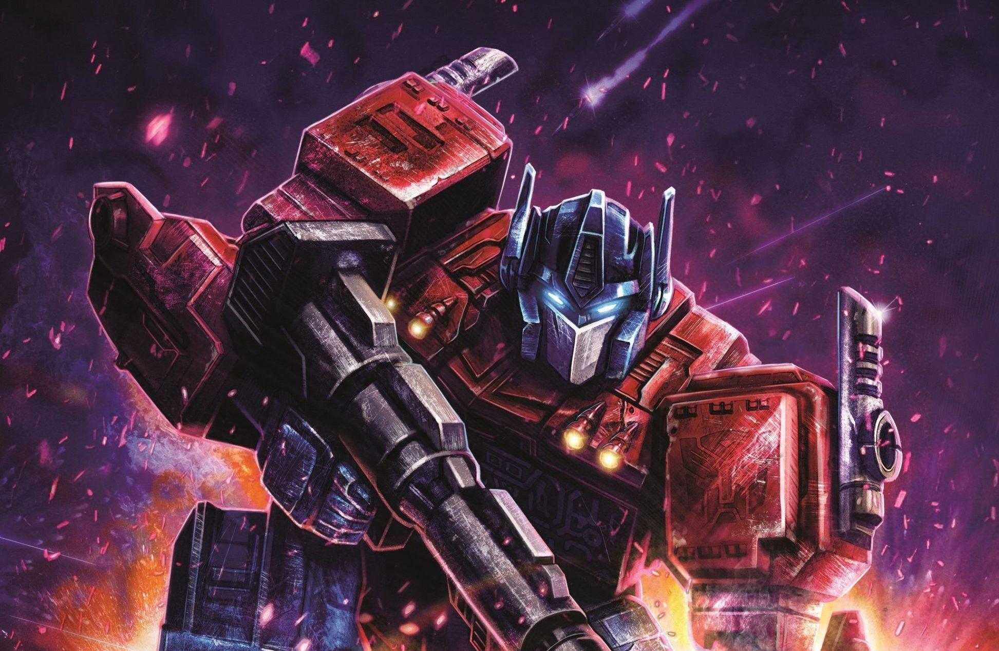 Transformers – Netflix annuncia l'uscita di Transformers War for Cybertron