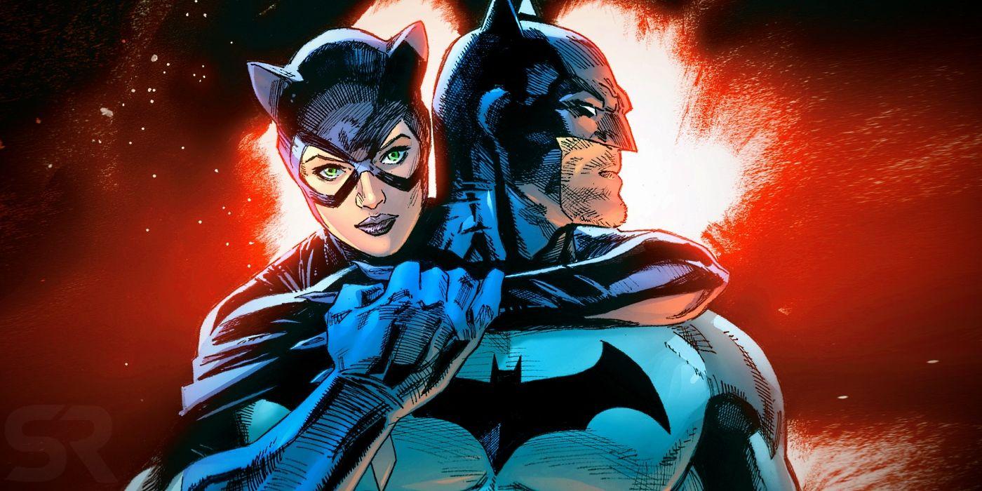 Batman/Catwoman di Tom King potrebbe non essere canonico