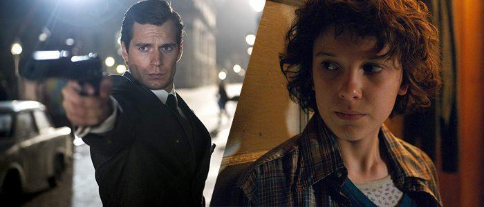 Enola Holmes- Le prime immagini del film Netflix con Henry Cavill e Millie Bobby Brown