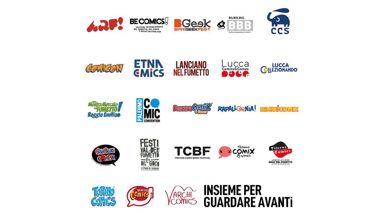 I Festival del Fumetto italiani chiedono sostegno dal Governo