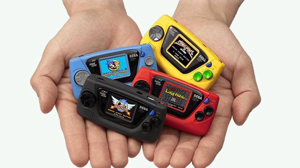 Game Gear Micro – Arriva la mini console targata SEGA