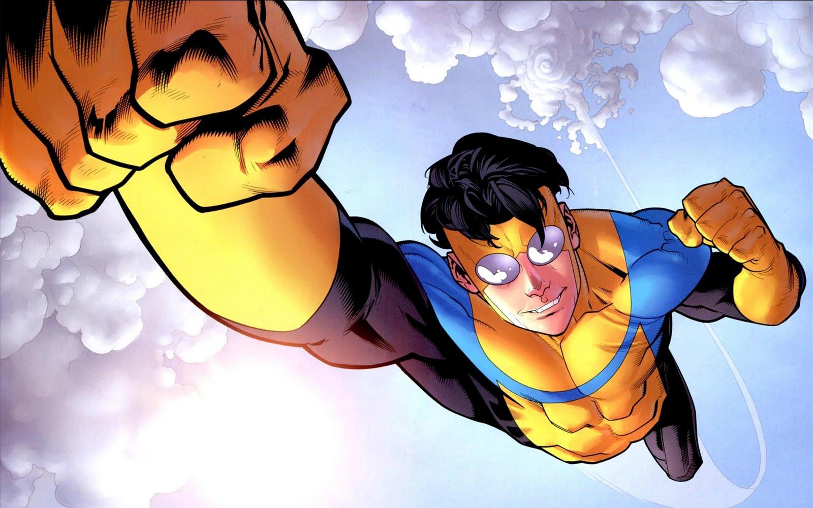 """Invincible – Il primo filmato della serie animata arriverà """"molto presto"""""""