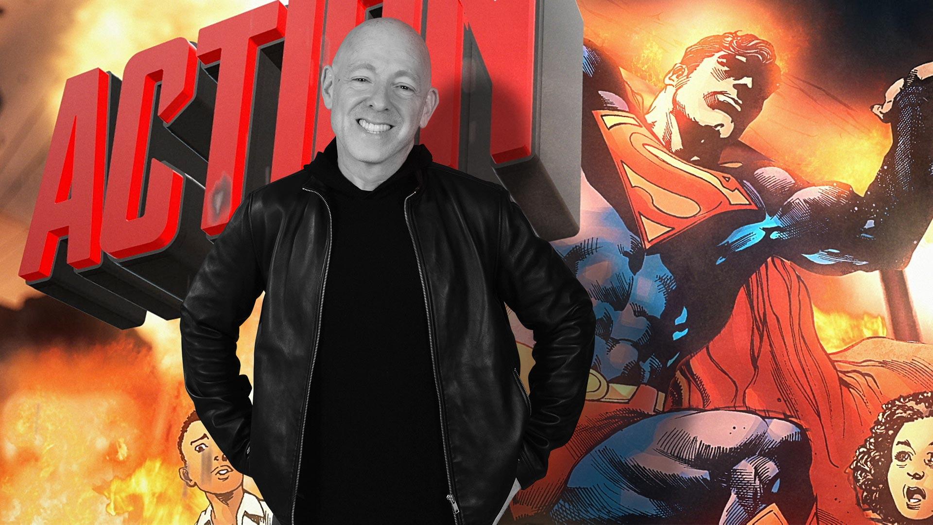 Brian M. Bendis scriverà Superman ancora per molto tempo