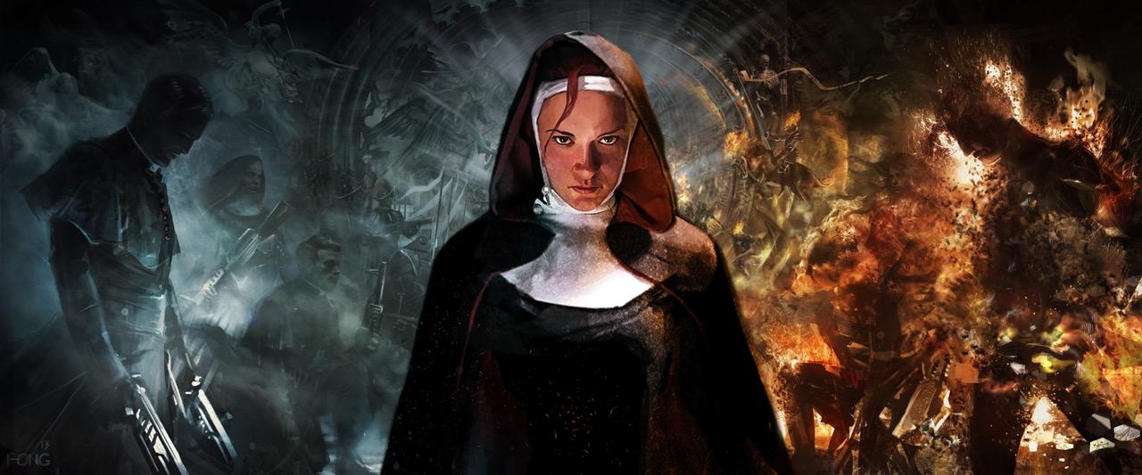 Warrior Nun – il trailer della nuova serie targata Netflix disponibile dal 2 luglio