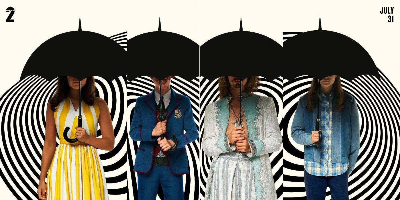 The Umbrella Academy – La sinossi ufficiale della seconda stagione