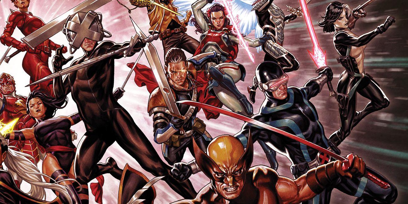 X-Men – Nuovi dettagli sul crossover X of Swords