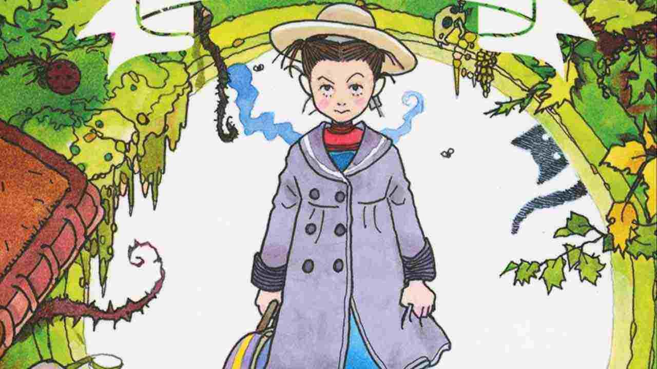 Studio Ghibli – Prime immagini del nuovo film in 3D 'Aya and The Witch'