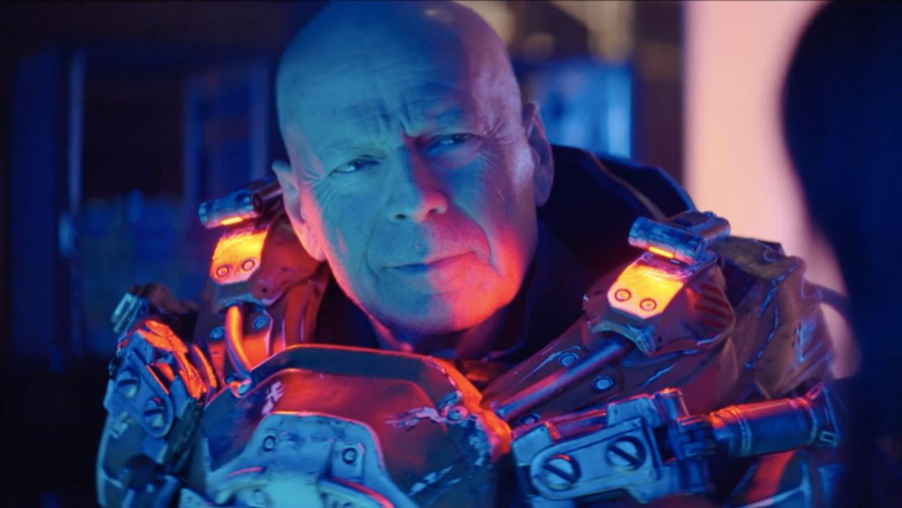 Cosmic Sin – Prima foto ufficiale del film con Bruce Willis