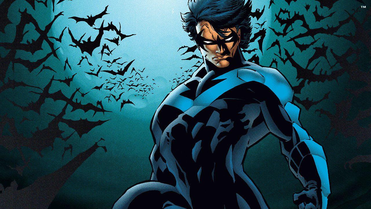 DC Comics – Un'armatura per Nightwing nell'Annual 2020