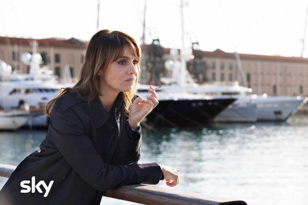 Petra – Trailer e prime immagini della serie con Paola Cortellesi
