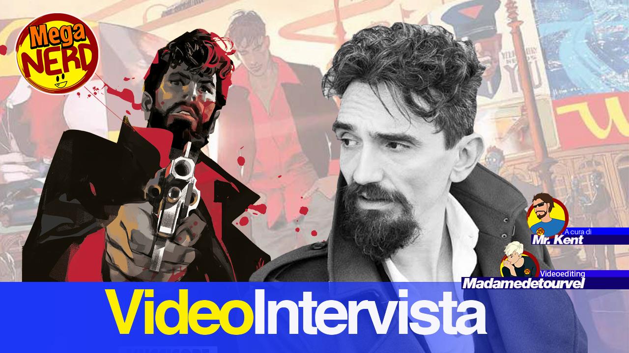 Roberto Recchioni – La rinascita di Dylan Dog, tra l'Oldboy e il nuovo universo