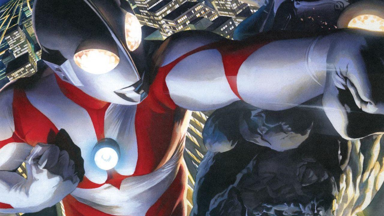 Marvel – Primi dettagli di 'The Rise of Ultraman', con cover di Alex Ross