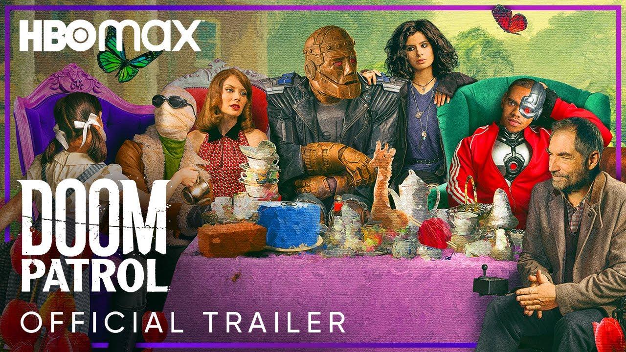Doom Patrol – Trailer ufficiale della seconda stagione