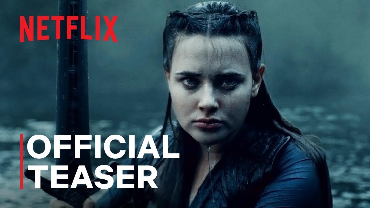 Cursed – Trailer della serie Netflix con Katherine Langford
