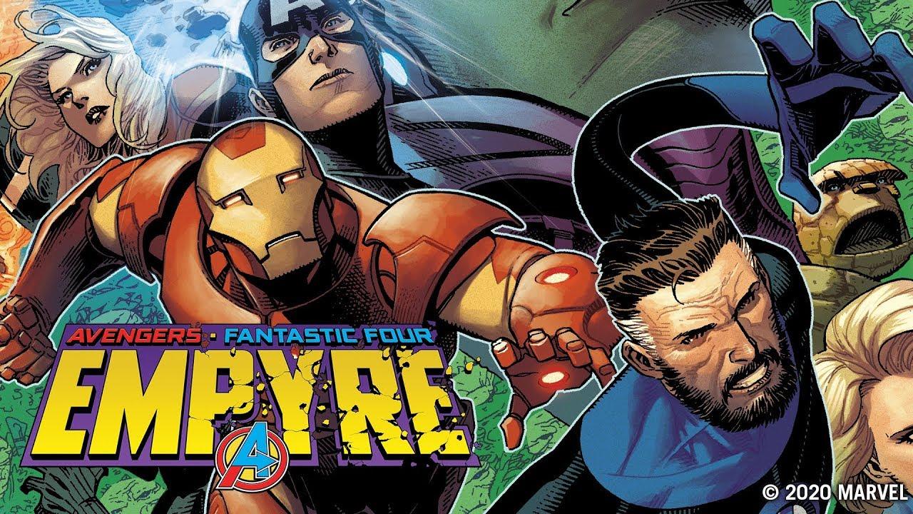 Empyre – Il prossimo evento Marvel coinvolgerà anche gli X-Men