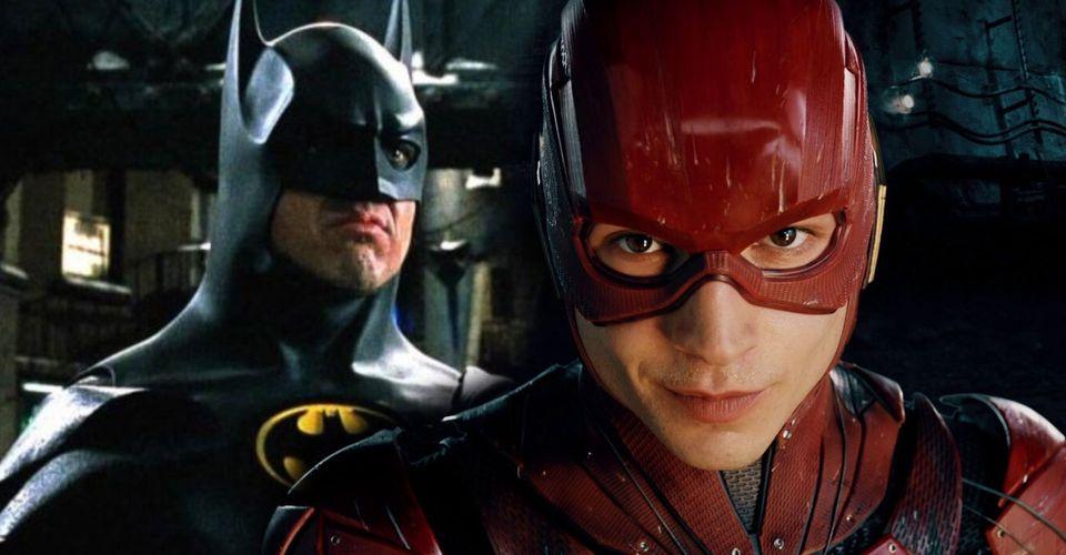 Michael Keaton potrebbe tornare a essere Batman nel prossimo film di Flash