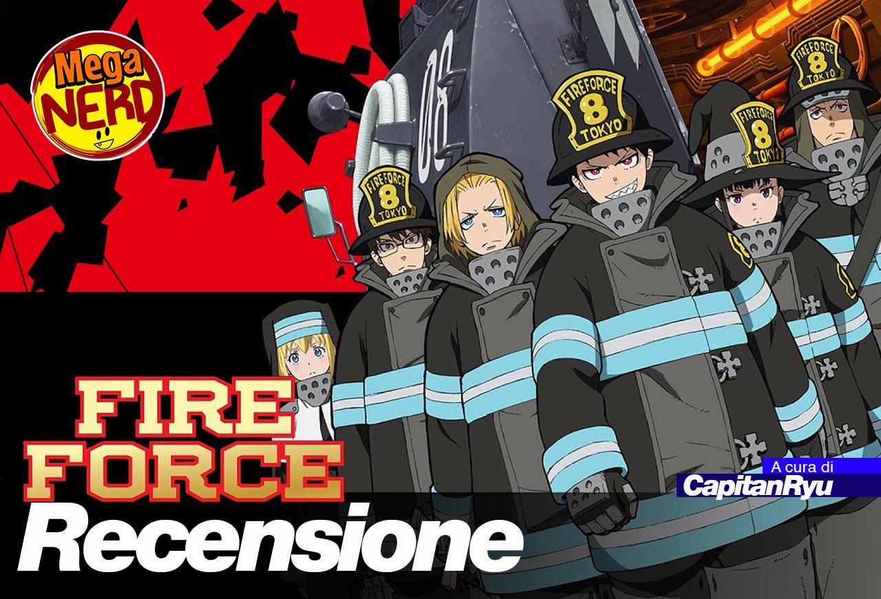 Fire Force – Le fiamme della redenzione