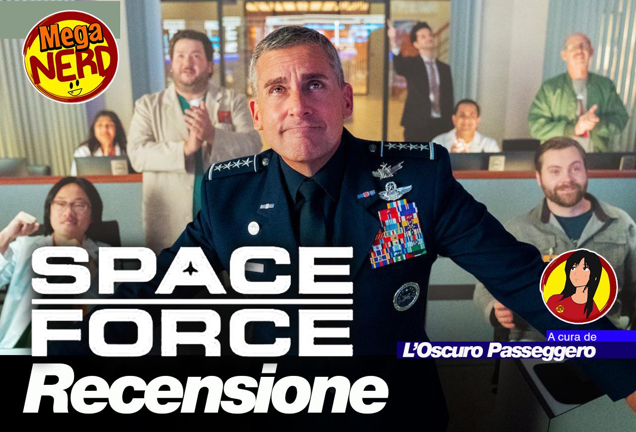 Space Force – Recensione di un ironico viaggio nello spazio