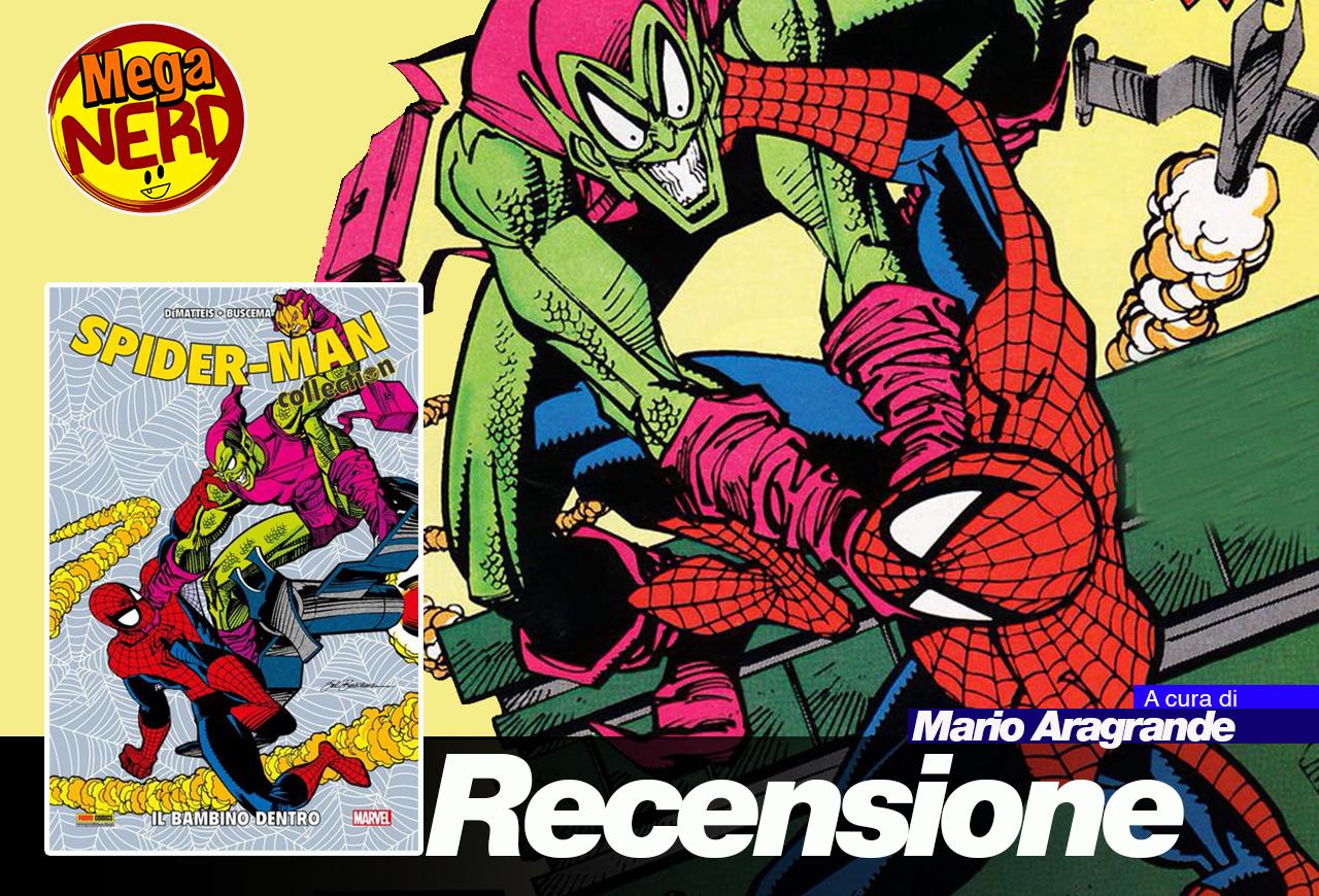Spider-Man – Il bambino dentro: l'analisi psicologica di Peter Parker