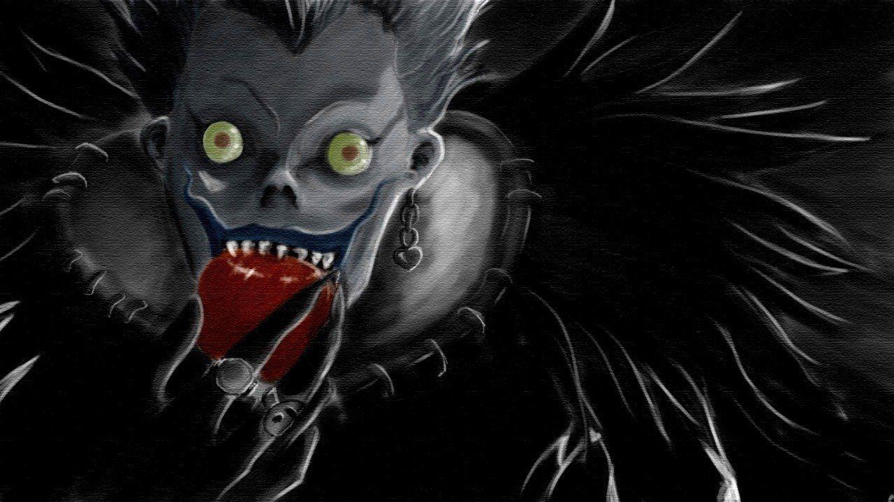 Death Note – Svelato il design iniziale di Ryuk