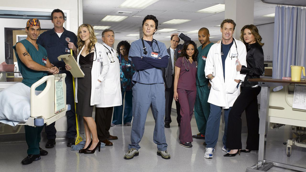 Scrubs – Tre episodi rimossi da Hulu per Blackface