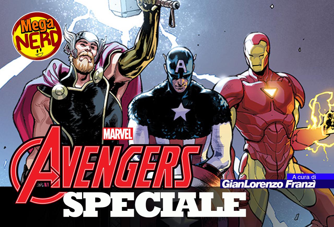 Avengers Assemble! Storie Vendicative per il Nuovo Secolo