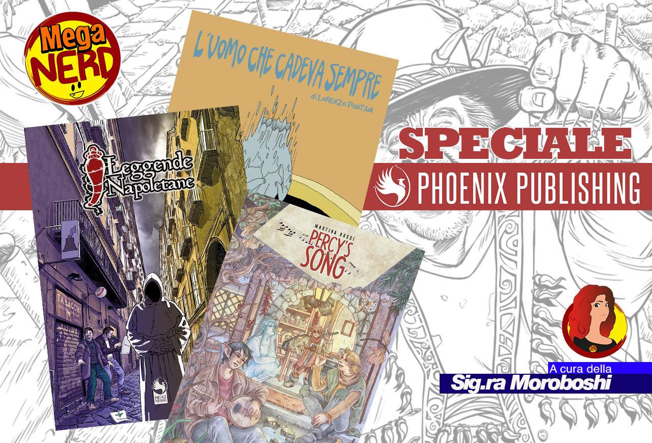 Phoenix Publishing – Il fumetto indipendente ha trovato una casa