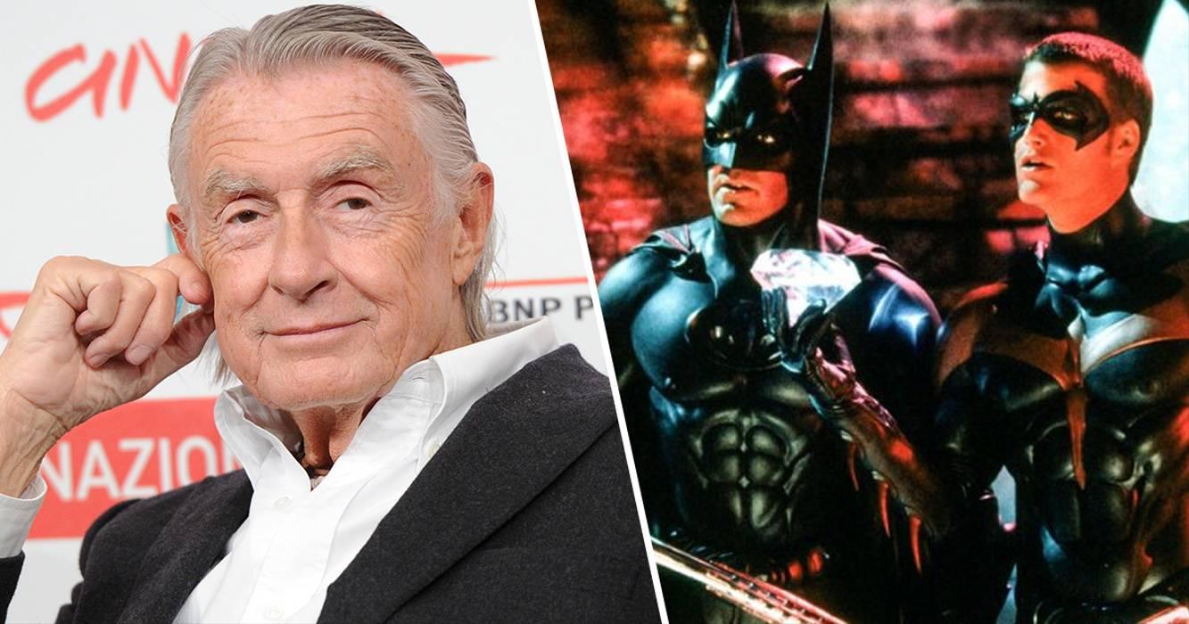 È morto Joel Schumacher regista di Batman Forever e Batman & Robin