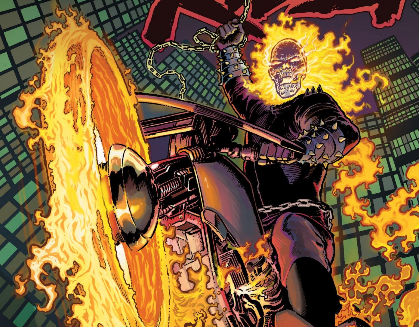 Ghost Rider – In arrivo un nuovo Spirito della Vendetta?