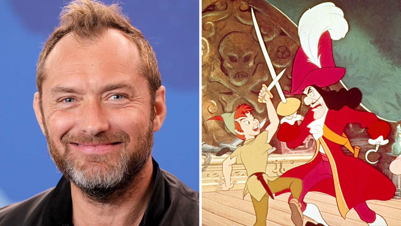 Peter Pan & Wendy – Jude Law in trattative per il ruolo di Capitan Uncino