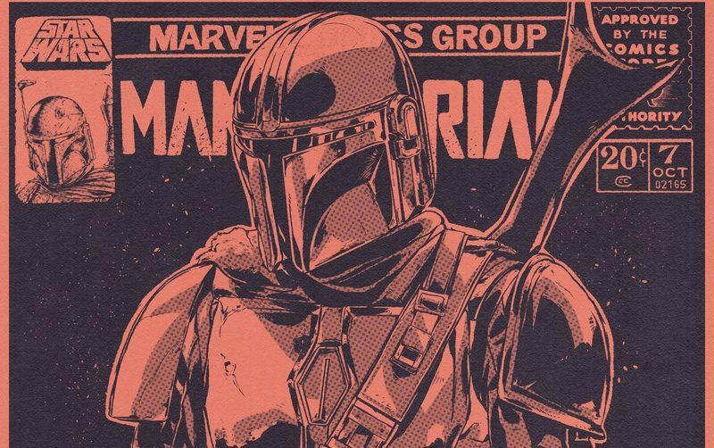 Star Wars – In arrivo i fumetti Marvel e IDW incentrati su Mandalorian