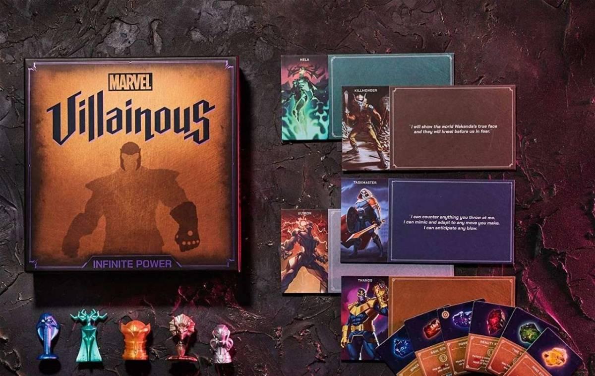 Marvel Villainous: Infinite Power disponibile per il preorder su Amazon