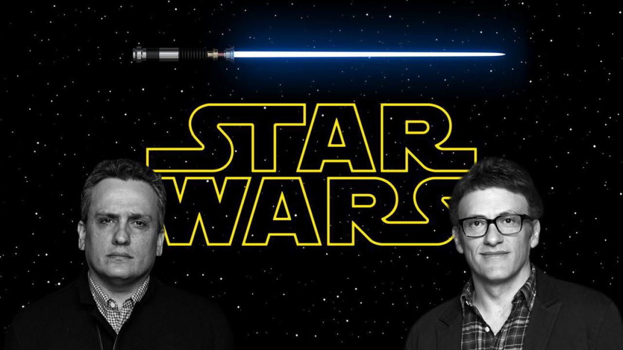 I fratelli Russo interessati a dirigere un film di Star Wars