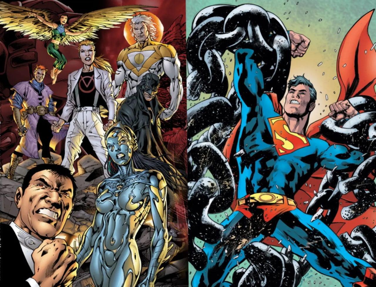 The Authority – La DC vuole Superman a capo del supergruppo?