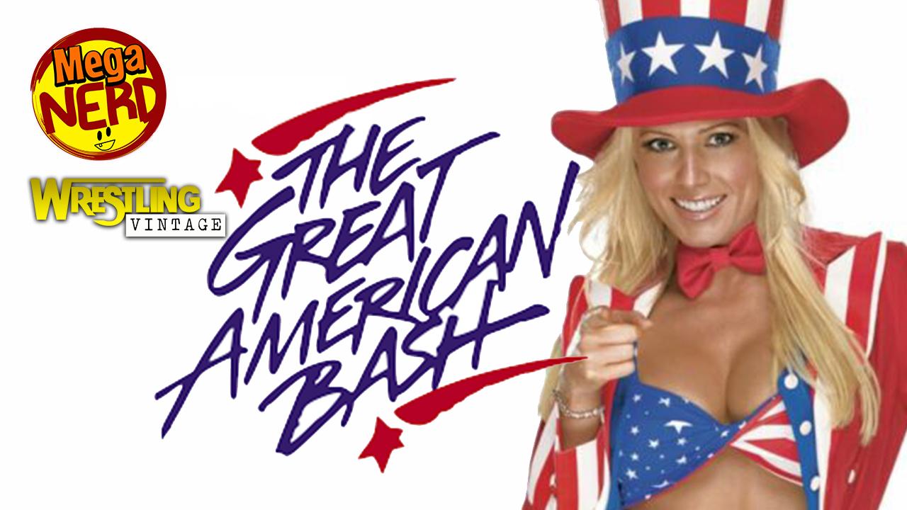 """The Great American Bash – La storia del """"festival"""" del Wrestling"""